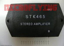 MICROFLYING 1 pçs/lote STK465 STK 465 ZIP-16 Módulo de Potência do Amplificador de AF(China)