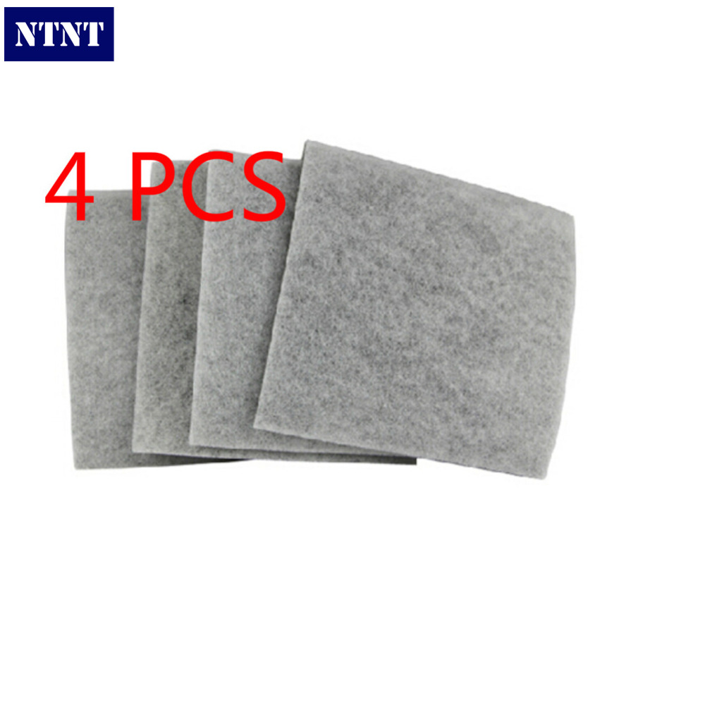 NTNT Free shipping New 4 Piece HEPA Filter Replacement for Philips Electrolux Pan Vacuum Cleaner HEPA Filter 1 piece replacement vacuum cleaner parts hepa filter for electrolux ergo rapido zb3004 zb3010 zb3012