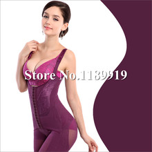 Women Full Body Shaper Slim Girdle Tummy Trimmer Waist Cincher Control Bodysuit