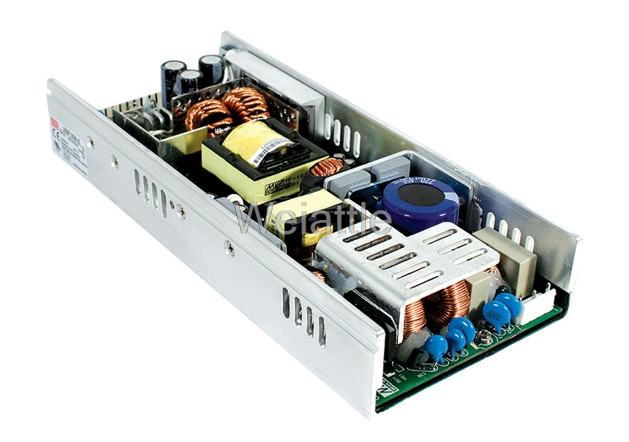 Moyenne bien original USP-350-24 24 V 14.6A meanwell USP-350 24 V 300 W sortie unique avec fonction d'alimentation PFC