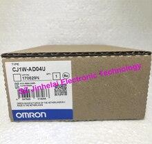CJ1W-AD04U новое и оригинальное 100% OMRON аналоговый вход блок