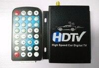 12 볼트 24 볼트 자동차 ATSC 북미 디지털 TV 수신기 상자 전체 원세그 함께 튜너 안테