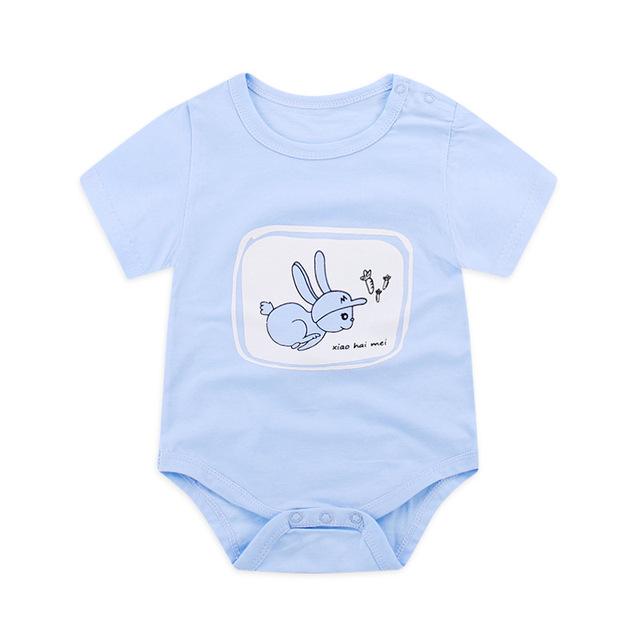 Newborn Jumpsuit Baby Boy Clothes Totoro Cotton Clothing Baby Onesie