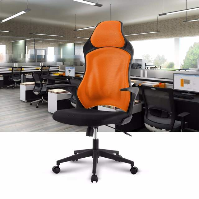 Chair For Office Use Wicker Outdoor Cushions Online Shop Langria Brand Ergonomic High Back Mesh Executive Placeholder Gaming Computer Home