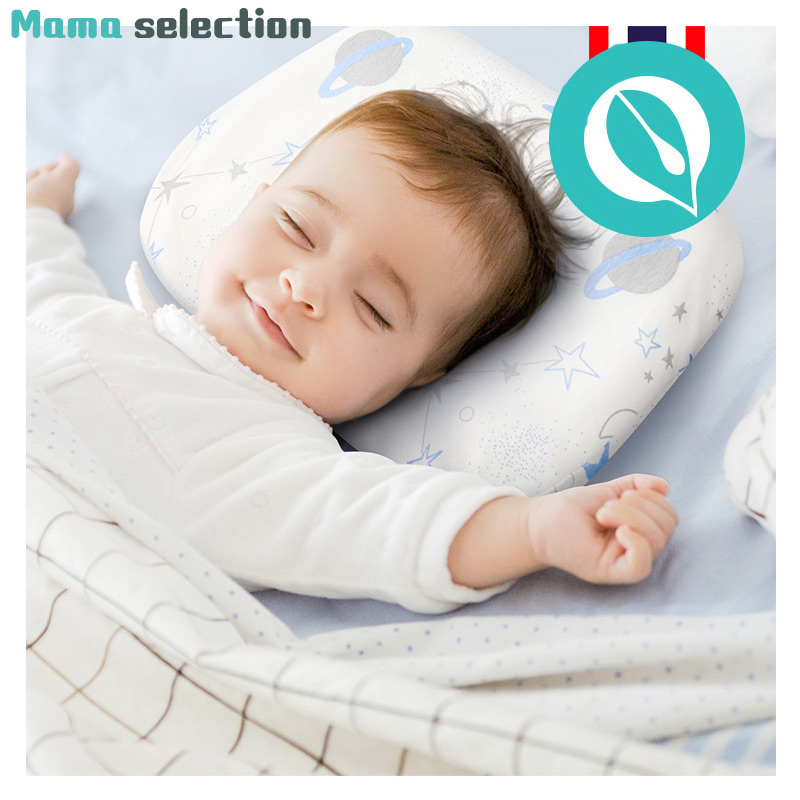 Baby Latex Neck Shaping Pillow High quality Health Care Orthopedic Natural Latex Pillow For Baby