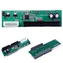 Pata IDE に Sata ハードドライブアダプタのコンバーター 3.5 HDD パラレルシリアル ATA に変換 SATA pata/ATA /IDE/EIDE