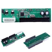 Pata IDE To Sata Hard Drive Adapter Converter 3.5 HDD Parallel to Serial ATA Converts SATA to PATA/ATA/IDE/EIDE