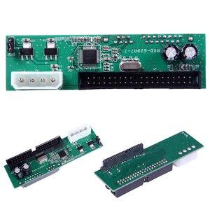 Image 1 - Pata ide para sata conversor de adaptador de disco rígido 3.5 hdd paralelo a serial ata converte sata para pata/ata/ide/eide