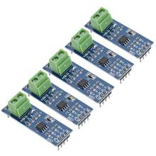 5pcs RS-485 Converter Module TTL to RS-485 Adapter for Raspberry pi(China)