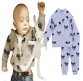2016 new spring/autumn baby Boy clothing set Cartoon mouse cardigan long-sleeved shirt+pants Brand sports suit children clothes