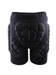 Hip-Padded-Shorts Skate Skiing-Protector Outdoor Sports XS-3XL