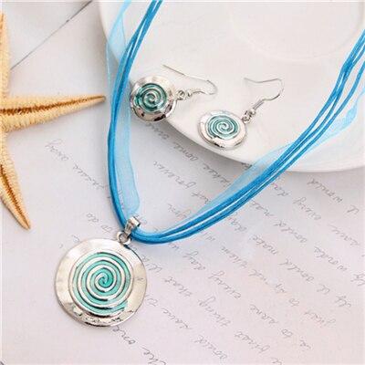 ZOSHI Enamel Jewelry Sets...