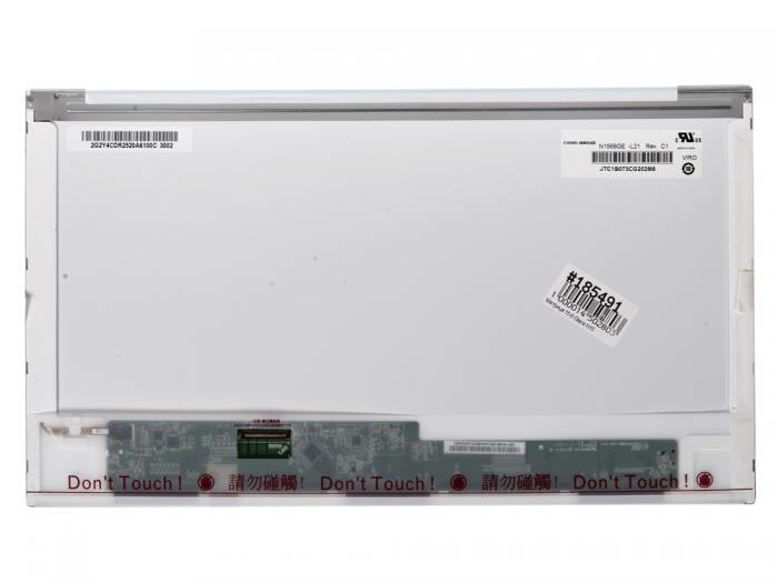 LCD 15.6 Glare N156BGE-L21, WXGA HD 1366x768, 40L, LED