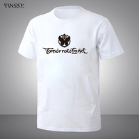 2017 Men Fashion T Shirt Short Sleeve O Neck T Shirts Electronic Music T Shirts Man