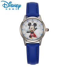 Watches - Childrens Watches - 2017 DISNEY Fashion Casual Kids Watches For Boys Girls Luxury Quartz Wristwatches Children Mickey Mouse Students Wrist Watches