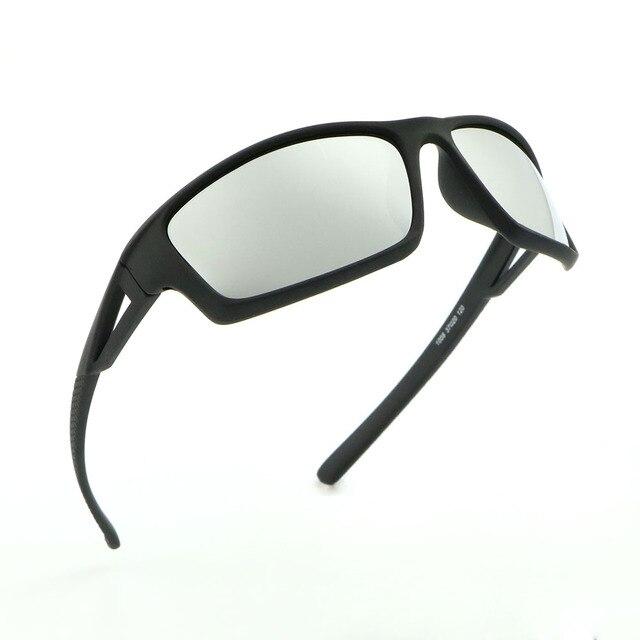 80bafc508ea Homens Polarizados Óculos De Sol Das Mulheres 2018 Marca de luxo Designer  Espelho Óculos de Sol