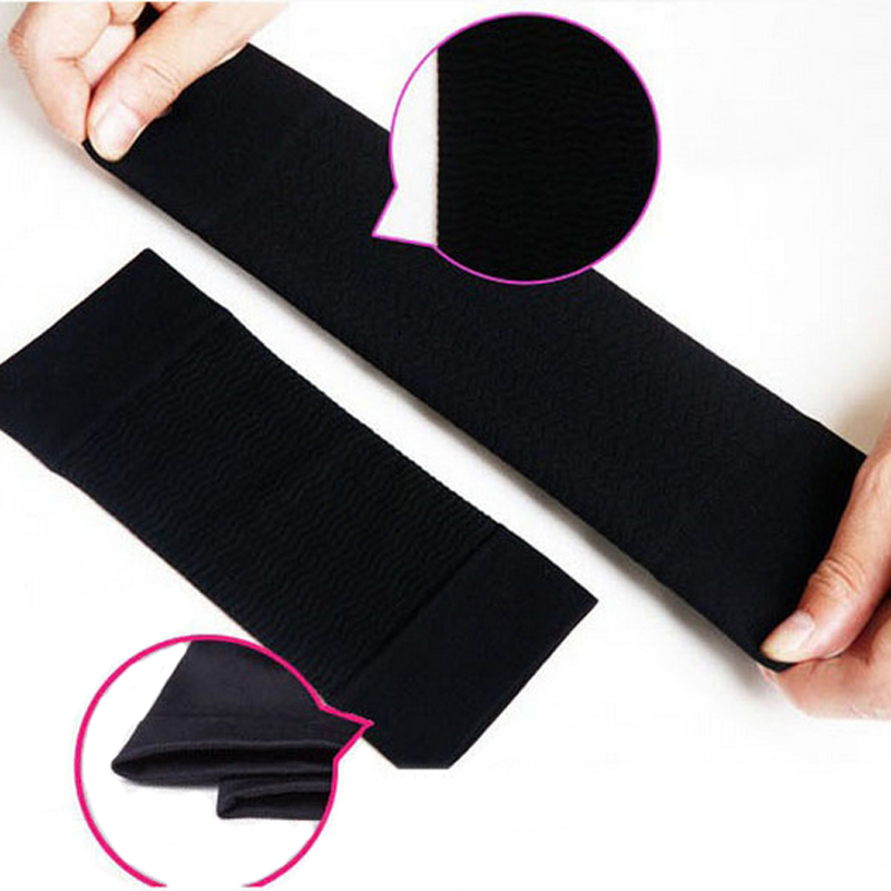 1 Pair Weight Loss Thin Legs Thin Arm Calorie Off Slimming Shaper Wrap Belt