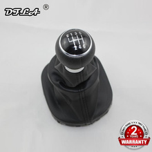 For VW Caddy Touran 2003 2004 2005 2006 2007 2008 2009 2011 2012 2013 2014 2015 Car Styling 6 Speed Car Gear Stick Shift Knob