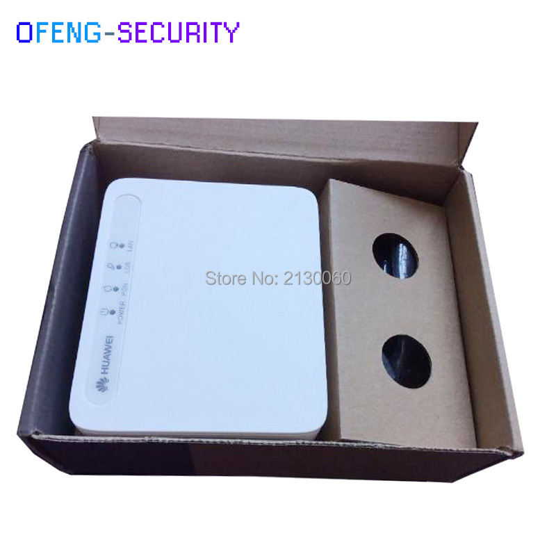 Ftth Converter Hua Wei HG8010 1 GE Ethernet Port Gpon Terminal FTTH ONT Apply To FTTH Mode