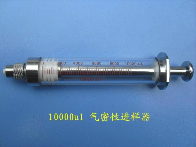 10000ul/10ml Micro-needle High-precision Airtight Syringe 0 Degrees Will Not Leak10000ul/10ml Micro-needle High-precision Airtight Syringe 0 Degrees Will Not Leak