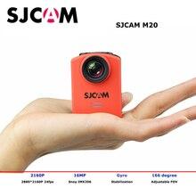 Original SJCAM M20 Action Camera SJ M20 4K Mini Sports DV Wifi Support 16MP Image resolution 1.5″ HD LCD Sports Action Camera