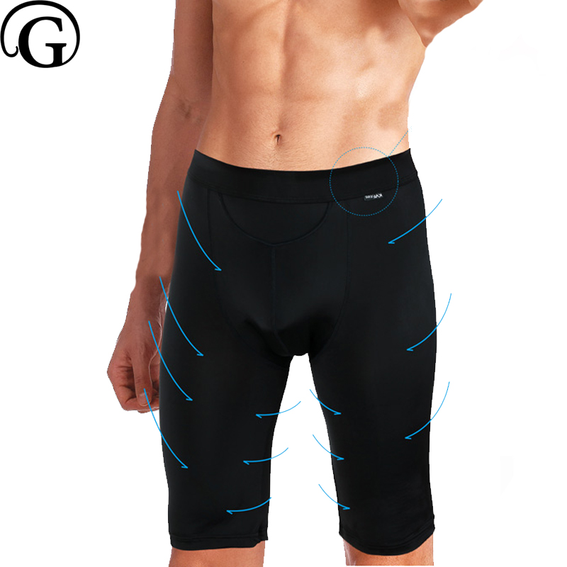 Men Slimming Thigh Compression Body Shaper