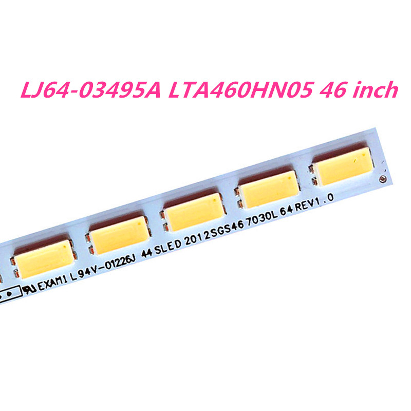 Lj64-03495a Lta460hn05 46el300c 46hl150c Led-streifen Schlitten 2012sgs46 7030l 64 Rev1.0 64led 570 Mm Industrial Computer & Accessories