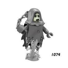 Одиночная Супер Герои Звездные войны 1074 призрак дух строительные блоки фигурка кирпичи игрушки Детские подарки совместимые Legoed Ninjaed