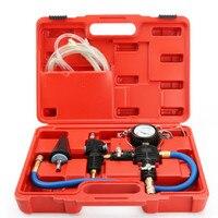 مركبة خزان المياه قياس الضغط تسرب كاشف المبرد التجمد فراغ استبدال حشو أداة|قطع غيار الأدوات|أدوات -