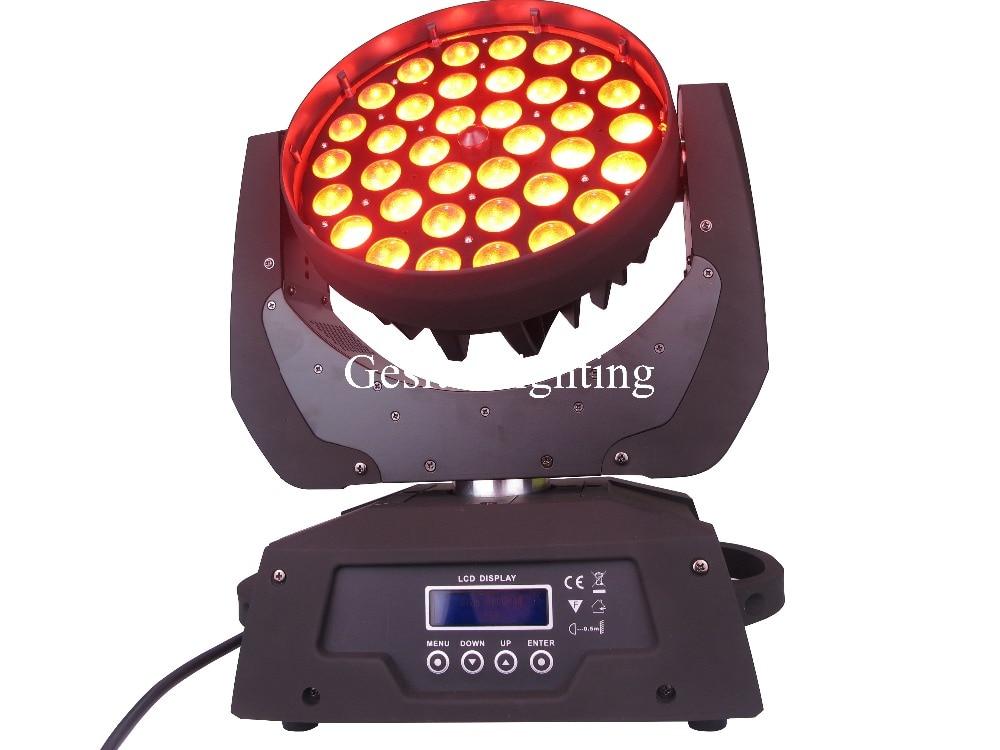led cob luz dmx par 03