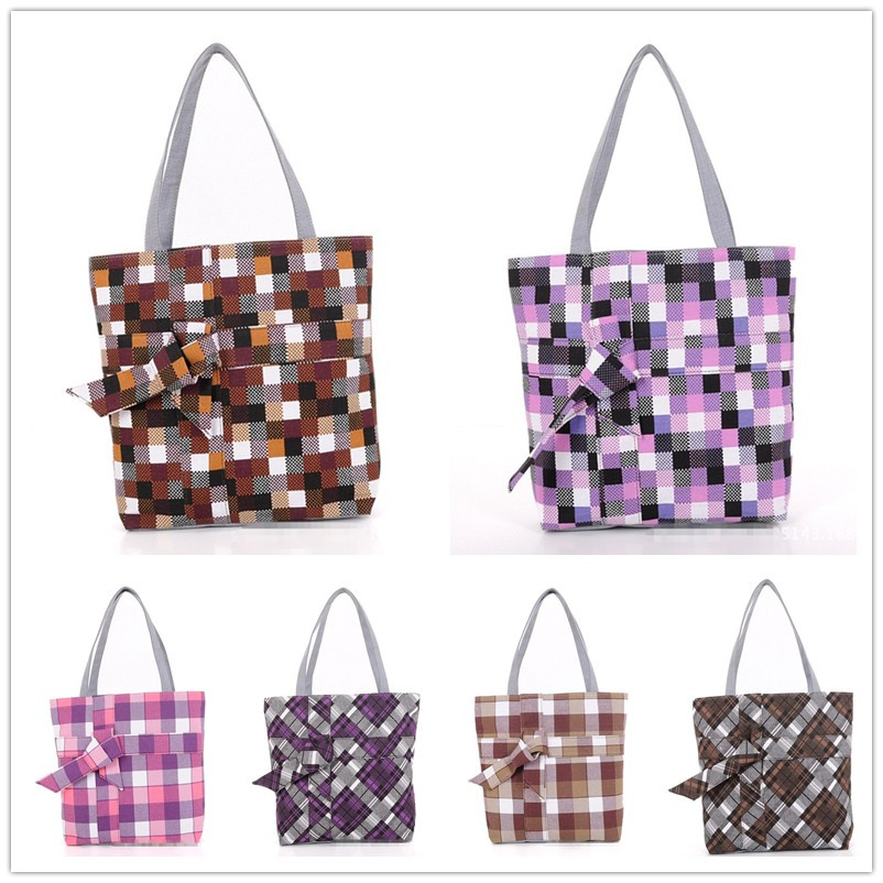 Online Get Cheap Checked Shopping Bag -Aliexpress.com | Alibaba Group