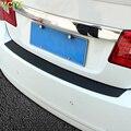 Заднего Бампера Подоконник Потертости Защитный Обложка Для Mazda 3 Mazda 6 Седан Для Mitsubishi ASX Для Chevrolet Cruze Седан Фокус Седан