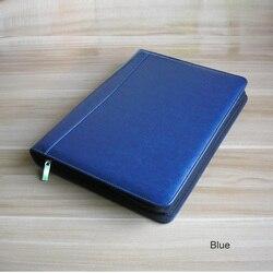 A4 Aktentasche Dokument bagorganizer Lagerung für Dokumente für Büro Mann Frau Messenger bags padfolio schwarz braun weinrot 1311E