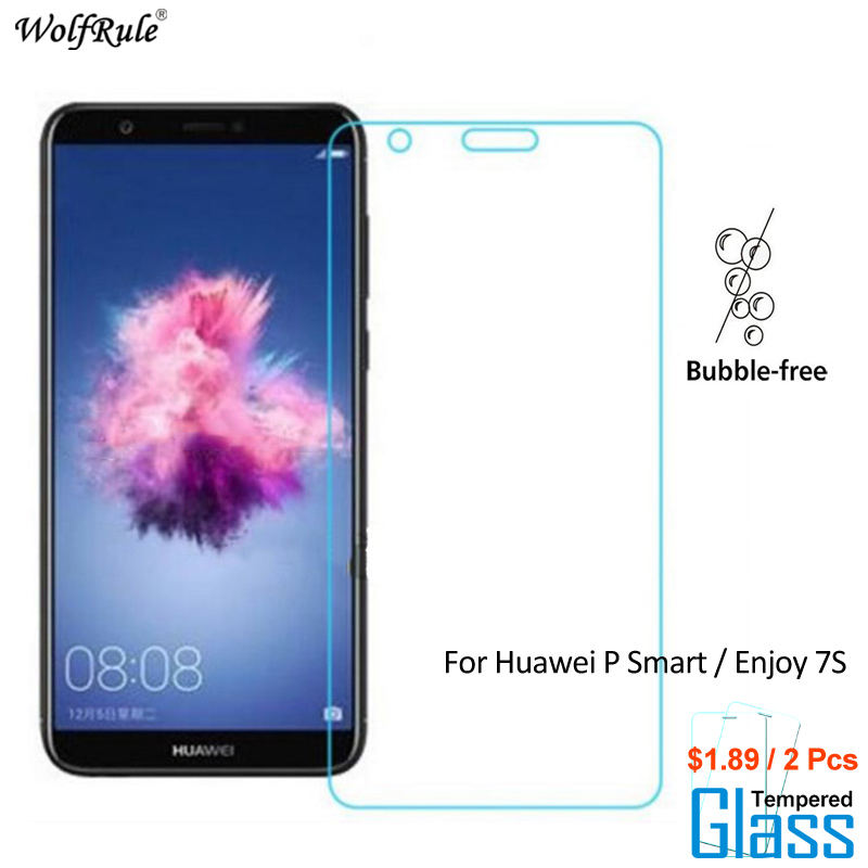 Image 3 - 2Pcs Protective Glass For Huawei Y7 2019 Y9 Prime 2019 Screen Protector Tempered Glass For Huawei P Smart Z Glass Phone Film-in Phone Screen Protectors from Cellphones & Telecommunications
