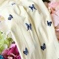 Nova Moda Bonito do Teste Padrão de Borboleta Flor Mulheres Meias Crianças Meia-calça De Veludo 120D Meias Finas Meias Calças Justas Do Tatuagem w100