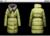Misun fêmea tiebelt macio para baixo casaco de médio-longo turn-down collar espessamento patchwork outerwear