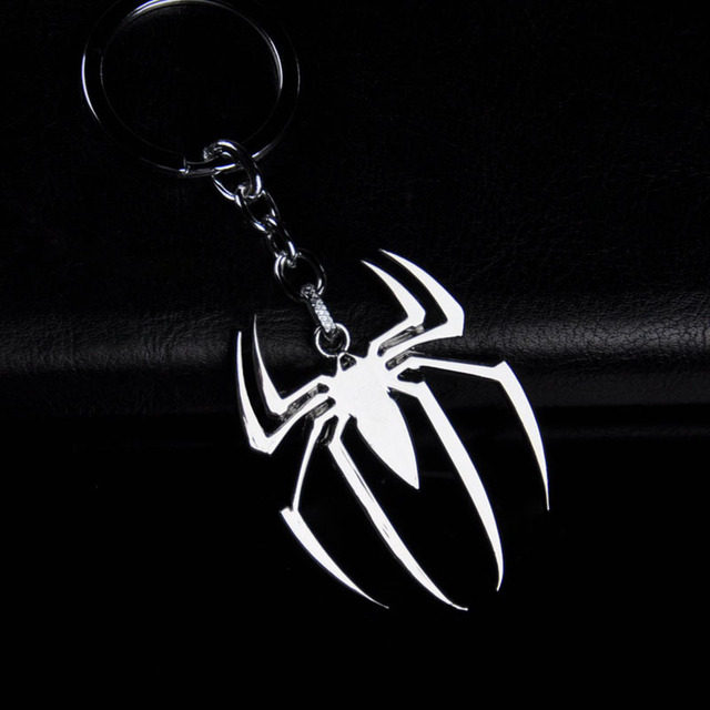 Spider Man Keychains (2 Colors) 3