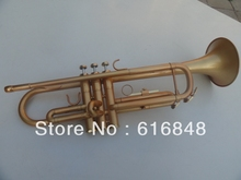 Wholesale sales YTR – 1335 inventory wholesale custom small switching gold brass face Bb trumpet