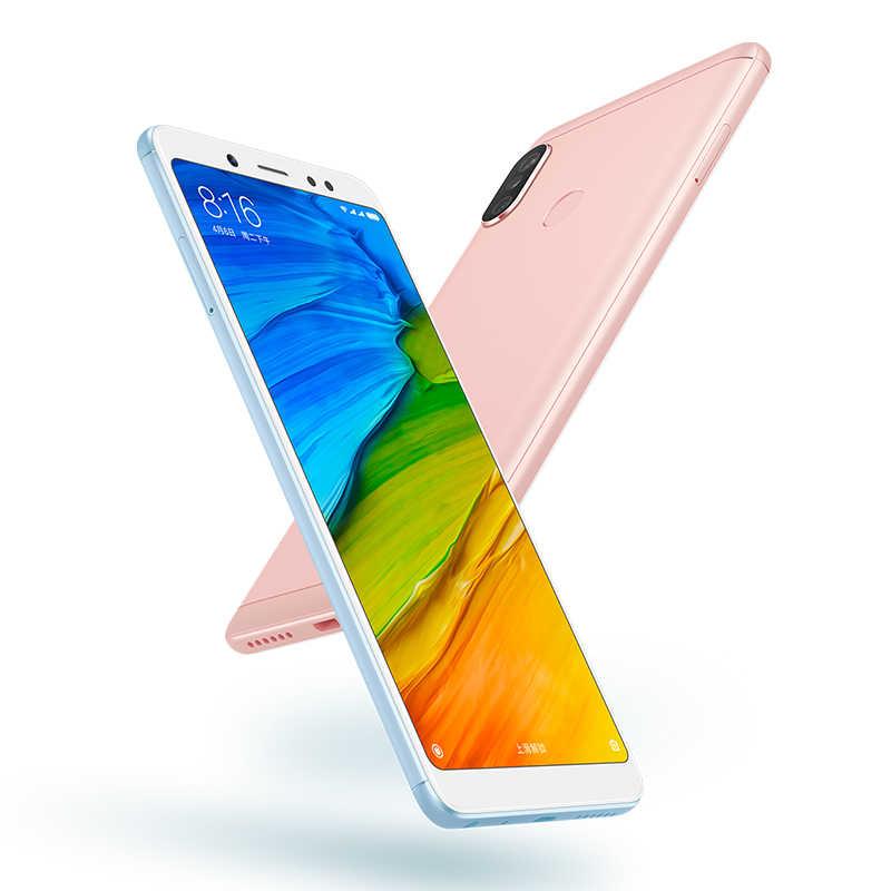 """Имеются на складе! Xiaomi Redmi Note 5 3 ГБ 32 ГБ телефон Snapdragon S636 Восьмиядерный MIUI9 5,99 """"2160*1080 4000 мАч 12.0MP"""