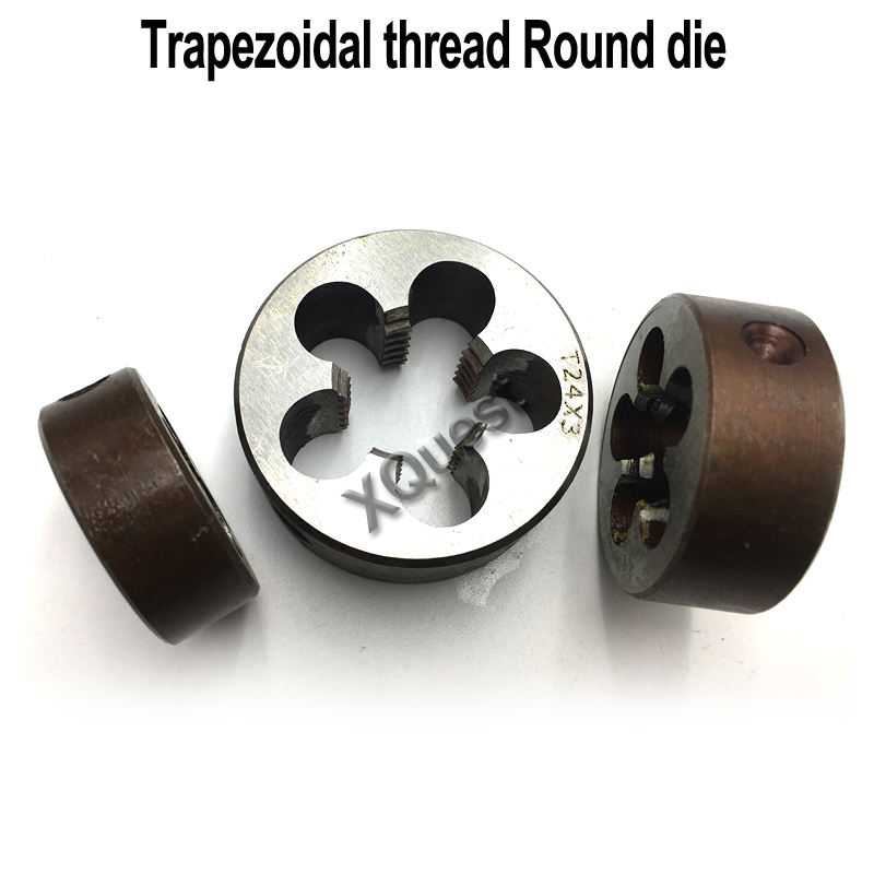 High Quality LH TR8x2.0 mm left-hand Trapezoidal Tap Thread Threading Tool
