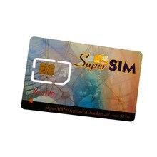 16 в 1 Макс сим-карта сотовый телефон супер карта резервный сотовый телефон аксессуар NK-Shopping