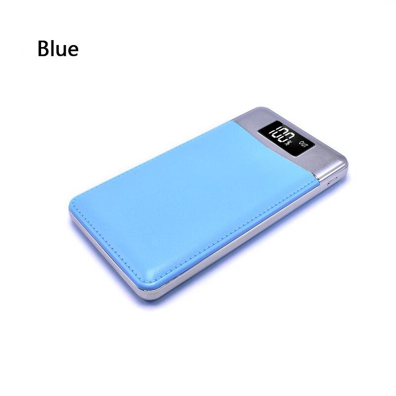 Neue Ankunft 2 USB power bank Echt 30000 mah Externe Batterie LCD Tragbare handy Ladegerät Batterie Ladegerät Fällen Heißer verkauf