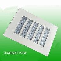 4pcs/lot 60W 90W 120W 150W Led Canopy Lamp Recessed Gas Station Led Light Retrofit 3000K 4000K 5000K 6000K Store Light 220v 110v