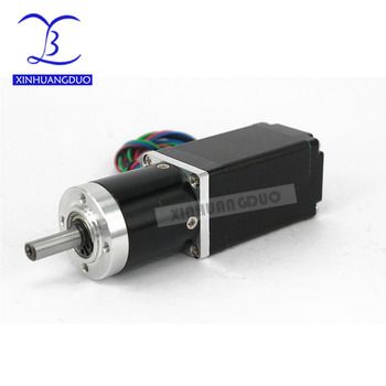 Gear ratio 14:1 19:1 27:1 Planetary Gearbox stepper motor Nema 11 50.5mm length Geared Stepper Motor 3d printer stepper motor image