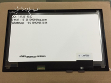"13.3"" Laptop lcd matrix LTN133HL03-201 Assembly (1920*1080) For Dell Inspiron 13 7347 13 7348 Touch Panel and LCD Screen"