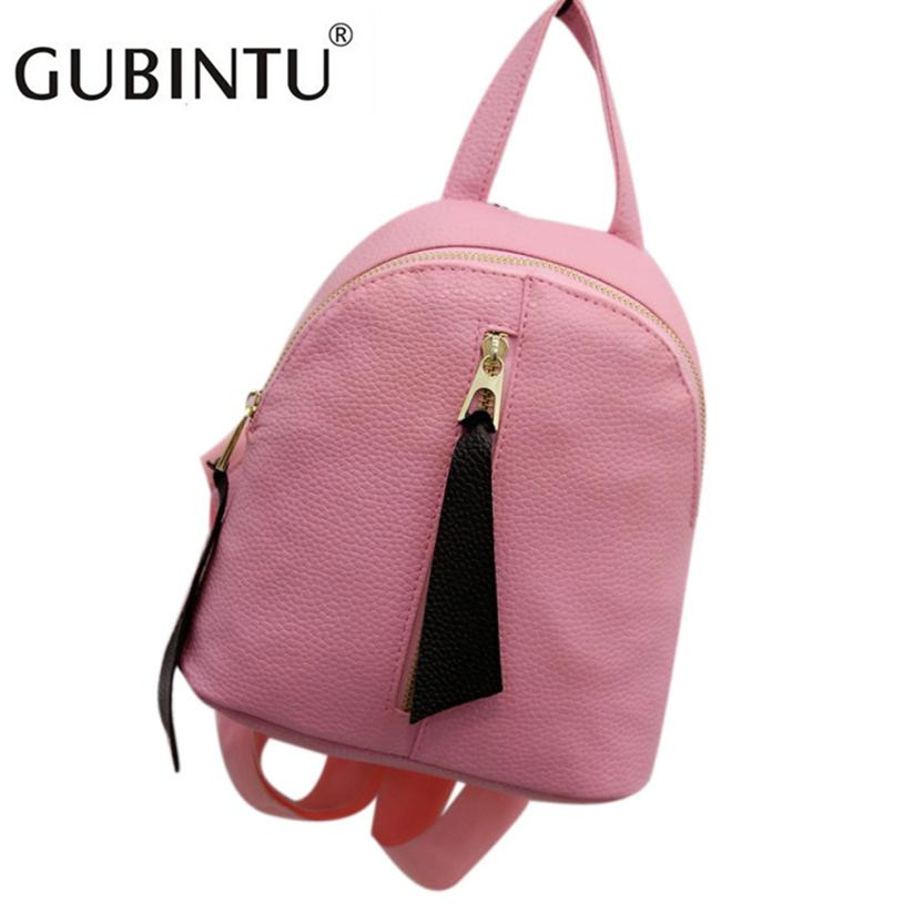 Elegance Women's New College Wind Backpack Print Bag School Rucksack mochila bolsos mujer NOV24 Dropshipping