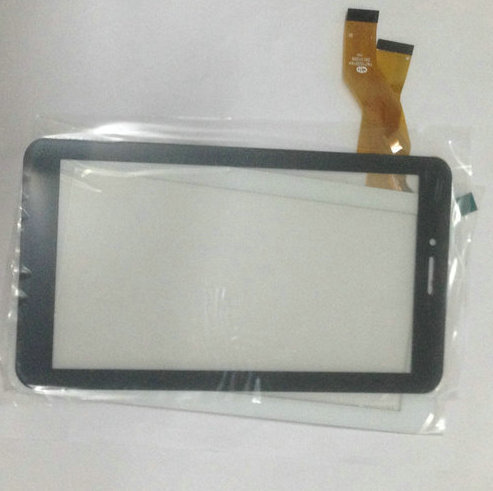 2PCs/lot Original New 7 Inch Touch Screen Irbis TX69 3G TX17 3G Tablet PC Touch Panel Digitizer Free shipping 30pcs lot free shipping dhl me173 new original touch screen