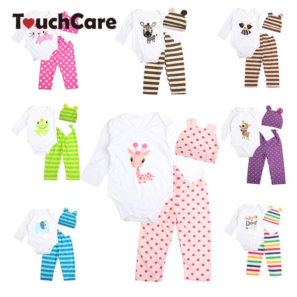 3PCS-RompersHatPants-Baby-Boys-Girls-Clothing-Set-Cute-Cartoon-Animal-Toddler-Jumpsuit-Infant-Cotton-Long-Sleeve-Kids-Clothes-1