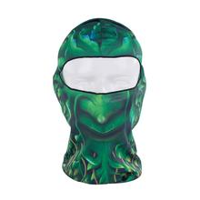 2016 Hot Sale 3d Animal Active Outdoor Sports Bicycle Cycling Motorcycle Masks Ski Hood Hat Balaclava