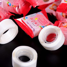 100 pcs/roll Dot Super Sticky Dubbelzijdige Rubber Lijm Ballon Party Wedding Decor Baby Shower Verjaardagsfeestje Decoraties kid(China)